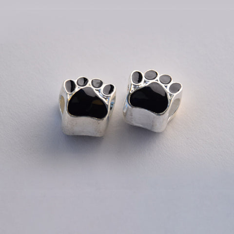 Dog Paw Charms
