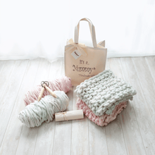 DIY Baby Blanket Kit