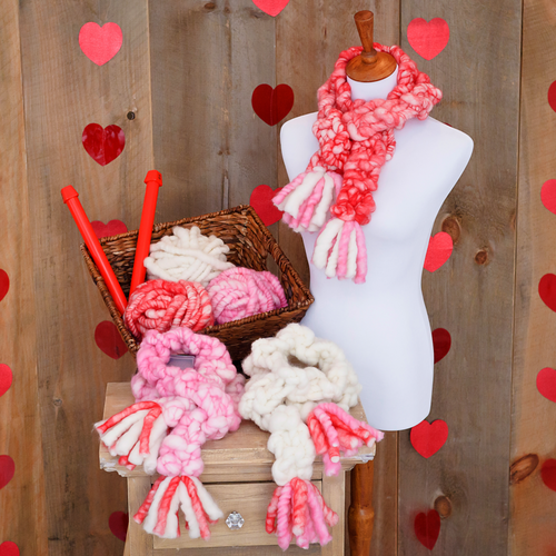 Valentine's Day Scarves
