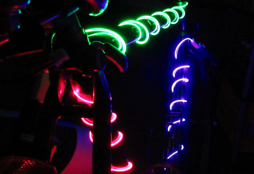 Light Up Bike Kit