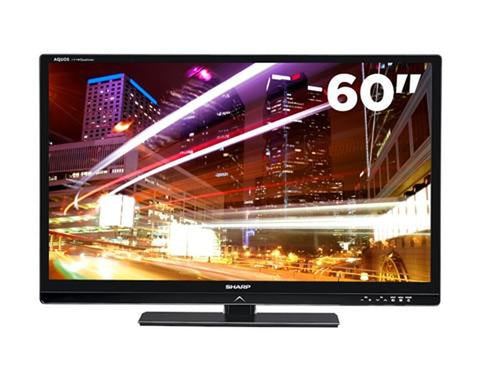 SHARP LC-60LE832U 60 Inch 1080P 240 HZ  LED SMART TV