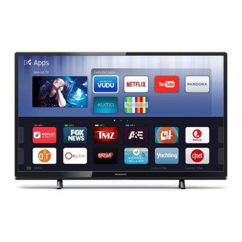 Magnavox  50MV336X/F7 50 Inch 1080P BMR 120hz  LED SMART TV