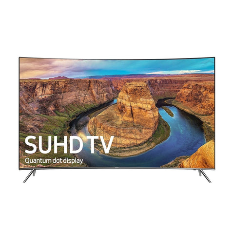 "Samsung 65"" 4K SUHD MotionRate 240 HDR 1000 Curved LED Smart TV (UN65KS850D)"