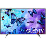 "SAMSUNG 75"" Class 4K (2160p) Ultra HD Smart QLED TV with HDR ( QN75Q6FNA )"
