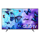". SAMSUNG 65"" Class 4K (2160p) Ultra HD Smart QLED TV with HDR ( QN65Q65FN )"