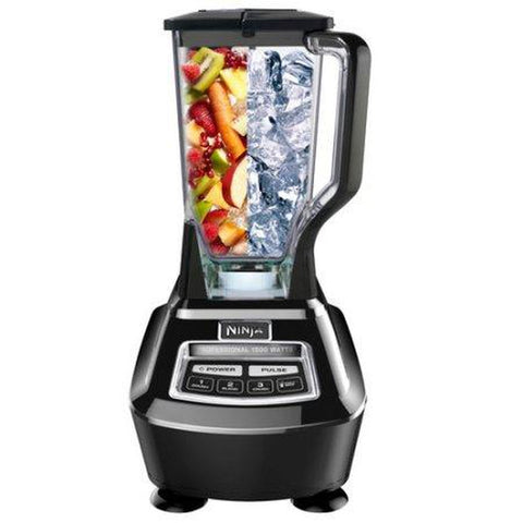 Ninja Mega Kitchen System (Blender, Processor, Nutri Ninja Cups)-BL770