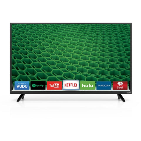 "VIZIO 43"" 1080P 120Hz Class Smart LED HDTV (D43F-E1)"