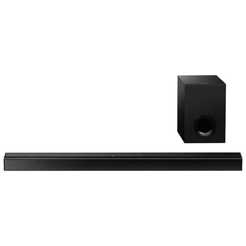 SONY HTCT80 80-Watt 2.1-Channel Sound Bar with Wired Subwoofer