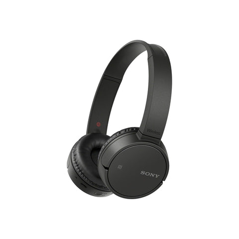 Sony Wireless On-Ear Headphones - Black (MDRZX220BT/B)