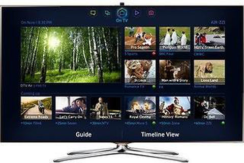 SAMSUNG UN55F7450AF 55 Inch 1080P 960 CMR ACTIVE 3D LED SMART TV