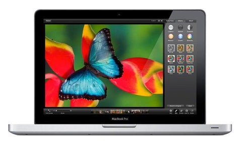 Apple Macbook Pro 13 Inch Intel Core i5-2435M 2.4Ghz 4GB 500GB SATA Mac Os EL CAPITAN (A1278 / MD313LL/A )