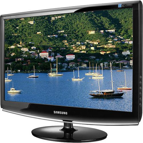 "Samsung SyncMaster 2033SW 20"" Widescreen LCD Computer Display"