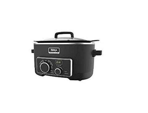 NINJA MULTI COOKER 3 IN 1 COOKING SYSTEM (MC702Q)
