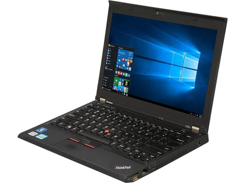 "LENOVO Thinkpad X230 12"" INTEL CORE I5-3320M 2.6GHz 8GB 500GB SATA"