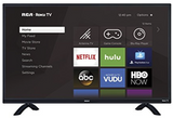 "RCA 32"" 720p 60Hz HD Roku Smart LED TV (RTR3261)"