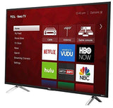 TCL 49S403 49 Inch 4K UHD HDR 120 HZ LED ROKU SMART TV