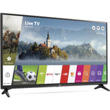 "LG 49"" 1080p HD LED webOS 3.5 Smart TV (49LJ5500)"