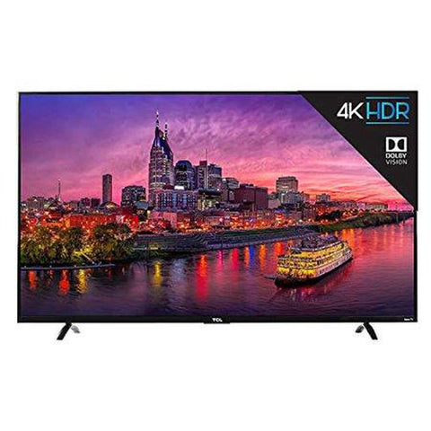 "TCL 55"" Class 4K (2160p) HDR Roku Smart LED TV (55P605)"