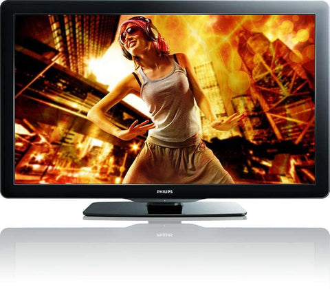 PHILIPS 55PFL3907/F7 55 Inch 1080P 120 HZ  LCD SMART TV