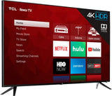 "TCL 65"" LED 6 Series 2160p Smart 4K UHD TV with HDR Roku TV ( 65R615 )"