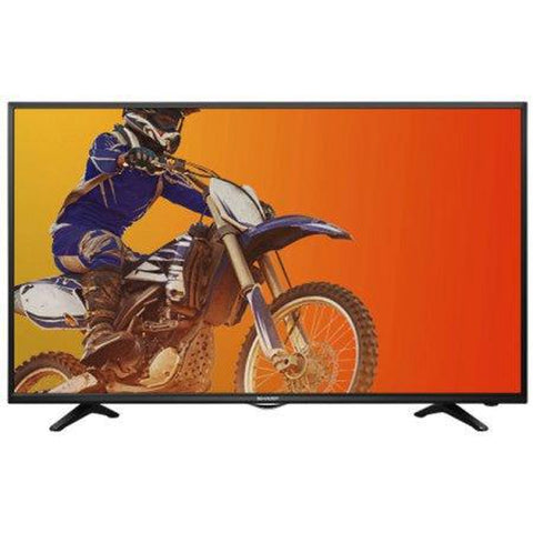 "SHARP 43"" Class FHD (1080P) Smart LED TV (LC-43P5000U)"