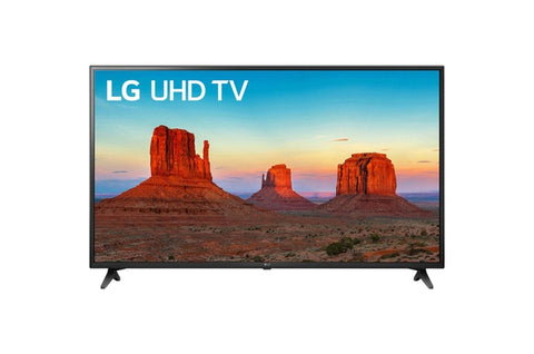 "LG 60"" Class 4K (2160P) Ultra HD Smart LED HDR TV ( 60UK6090 )"