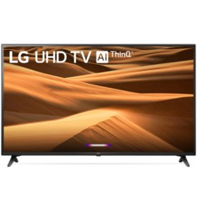 "LG 60"" Class 7100 Series 4K Ultra HD Smart HDR TV w/AI ThinQ - ( 60UM7100DUA )"