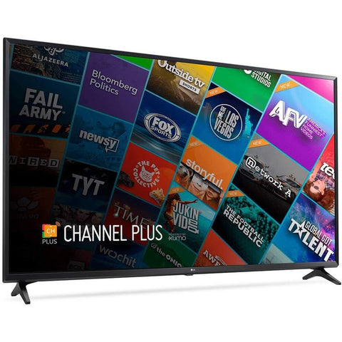 "LG 60UJ6050 60"" 4K UHD HDR Smart LED TV (60UJ6050)"