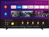 "Philips 65"" Class 4K Ultra HD (2160p) Android Smart LED TV (65PFL5504/F7)"