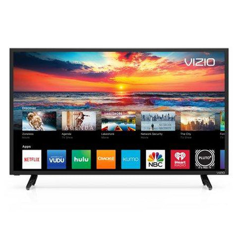 "VIZIO 48"" Class SmartCast D-Series FHD (1080P) Smart Full-Array LED TV (D48f-F0)"