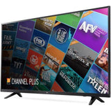 "LG 49"" 4K UHD LED webOS 3.5 Smart TV (49UJ6200)"