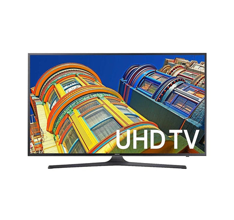 "Samsung 40"" 4K Ultra HD HDR LED Tizen Smart TV (UN40KU6300 / UN40KU630D )"