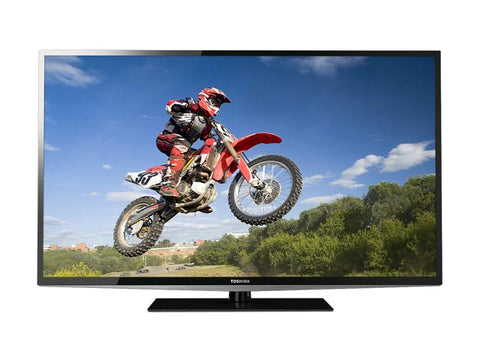 "Toshiba 46L5200U 46"" 1080p ClearScan 120Hz LED-LCD HDTV"