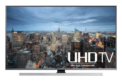 SAMSUNG UN60JU7090 60 Inch 4K 240 CMR 3D Smart LED TV