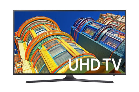 "SAMSUNG 65"" UN65KU630D/UN65KU6300 4K UHD 120Motion Rate LED SMART TV"