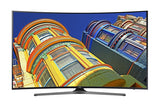"SAMSUNG 49"" Curved 4K Ultra HD Smart LED TV 120MR (Model#:UN49KU650D)"