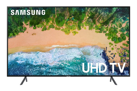 "SAMSUNG 50"" Class 4K (2160P) Ultra HD Smart LED TV ( UN50NU710D / UN50NU7100)"