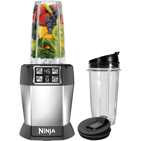 Nutri Ninja Nutrient Extraction Single Serve Blender with Auto IQ (BL480 / BL480D )