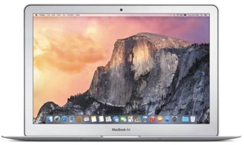 Apple Macbook Air 13 inch Intel Core i5-5250U 1.6Ghz 8GB 128GB SSD Mac Os EL CAPITAN ( A1466 / MJVE2LL/A )