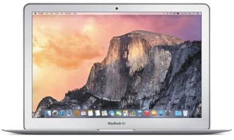 Apple Macbook Air 13 inch Intel Core i5-5250U 1.6Ghz 8GB 256GB SSD Mac Os EL CAPITAN ( A1466 / MJVE2LL/A )