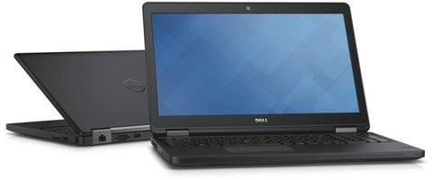"DELL LATITUDE E5550 15.6"""" Intel Core i7-5600U 2.6GHz 8GB 256GB SSD"