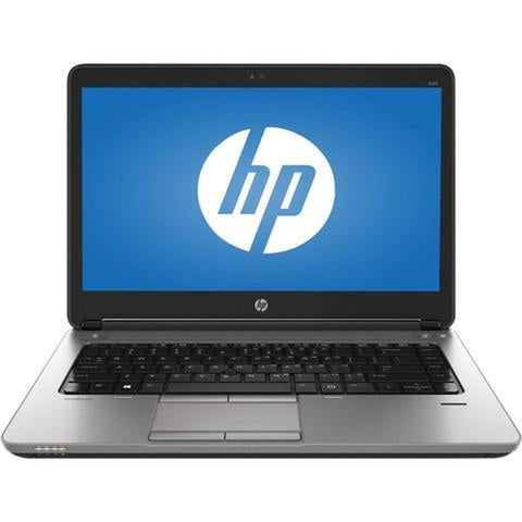 "HP ProBOOK 640 G1 14"" Intel Core i5-4300M 2.60GHz 4GB 128GB SSD w/ DVD-RW"
