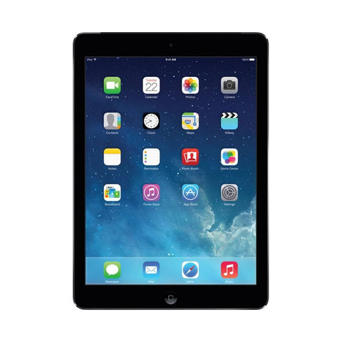 "Apple iPad Air 9.7"" 64GB with WiFi - Space Grey"