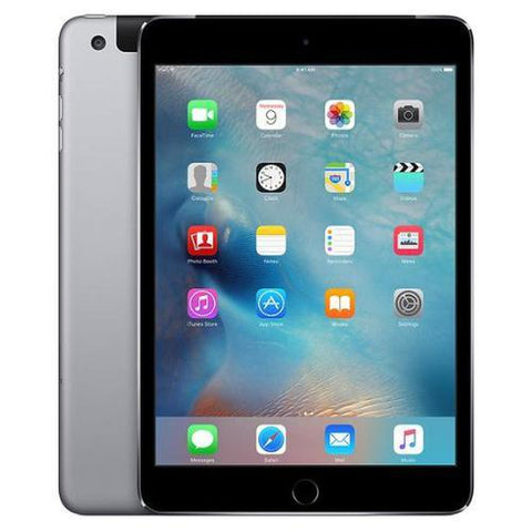 "Apple iPad Air 2 9.7"" 128GB with WiFi - Space Grey / (RT-MGL12LL/A-RW)"
