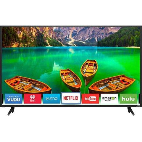 Vizio 65-inch 4K Ultra HD LED Smart TV - 3840 x 2160 (D65-E0)