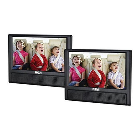 RCA 9 in. Dual Screen Mobile DVD Player ( DRC79982 )