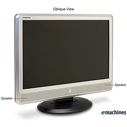 eMachines 21-inch Widescreen LCD Monitor ( E216T5W )