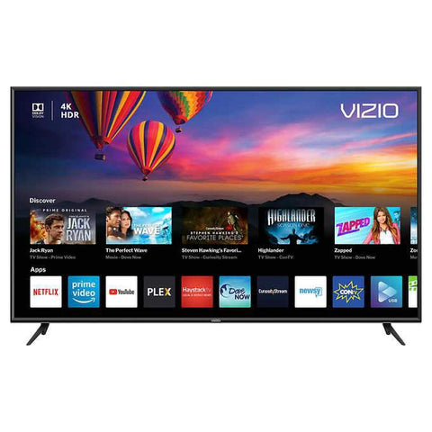 "VIZIO 75"" Class E-Series 4K (2160P) Ultra HD HDR Smart LED TV (E75-F2)"