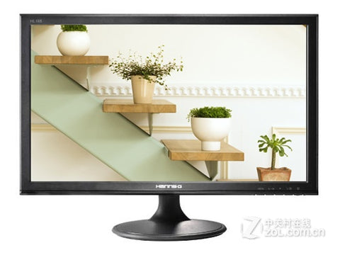 "HANNS 19"" WideScreen 16:9 ,1366x768 , 250cd/㎡, 30000000:1 , 1000:1 , LED Monitor"