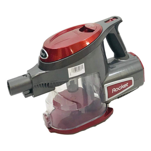 Shark Rocket Bagless Hand Vacuum with HEPA Filter, Portable and Ultra-Lightweight (HV294Q) - RED